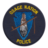 Osage Nation PD logo
