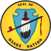Seal of the Osage Nation